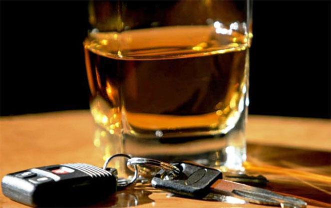 Алкоголь и вождение