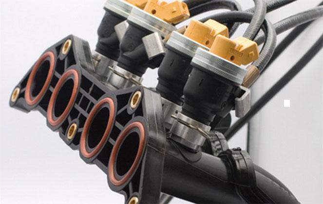 Газовое оборудование 5 поколения