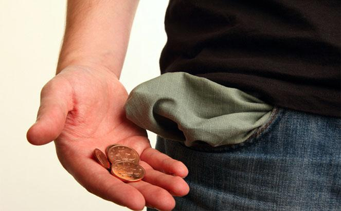 Нет денег заплатить долги