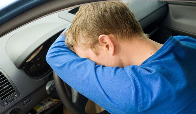 Наркотическое опьянение за рулем