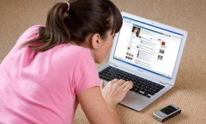 Поиск владельца прав в соцсетях