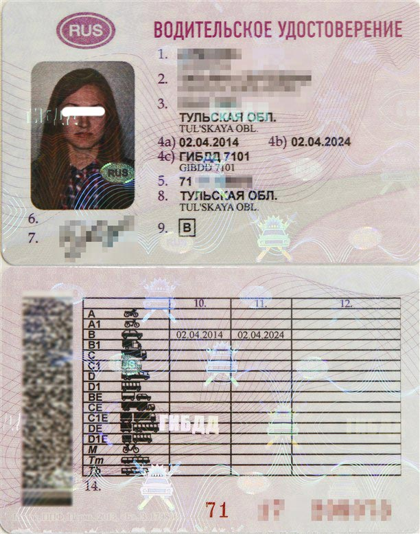 Справка для водительских прав нового образца Старая Купавна