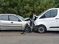 В РФ снизилось количество аварий на дорогах