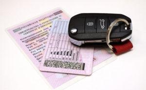 Права на автомобиль