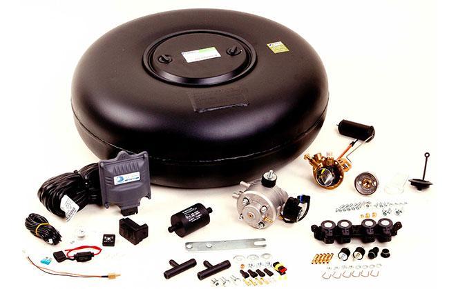 ГБО 3: установка на инжектор и эксперименты с карбюратором