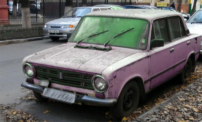 Машина на утилизацию