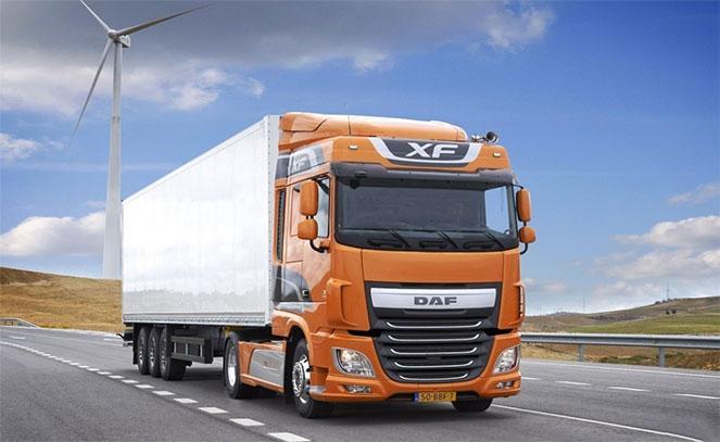 Езда на грузовом автомобиле