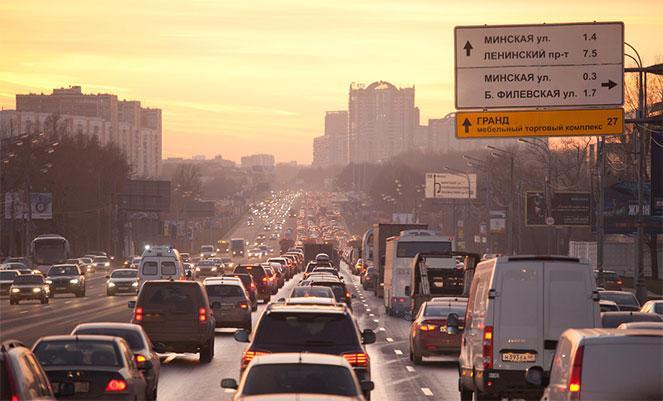 Автомобили в Москве