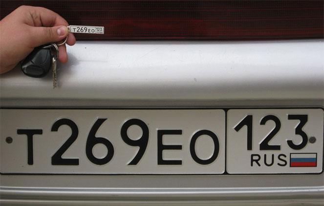 Проверка автомобиля по номеру