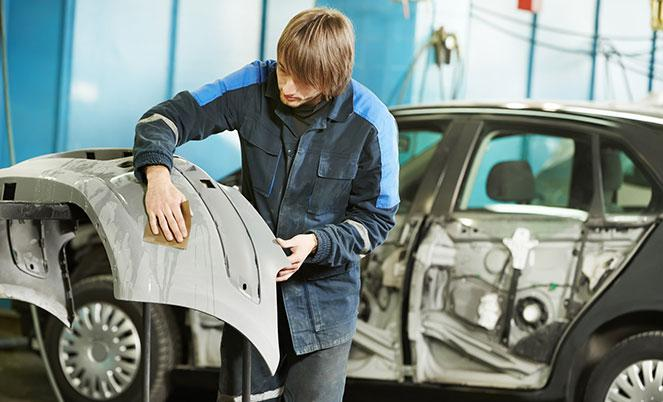 Восстановление автомобиля по страховке