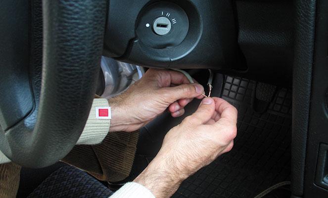 Кража машины