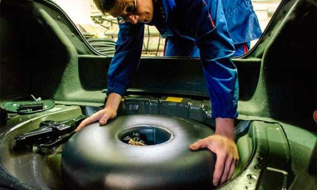 Как производится установка ГБО на автомобиль