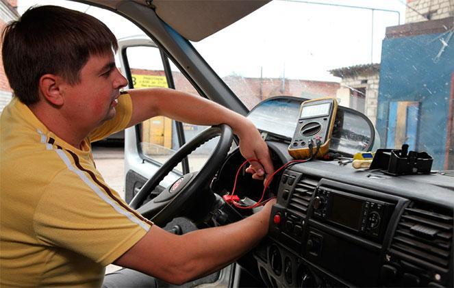 Установка «ГЛОНАСС» на авто