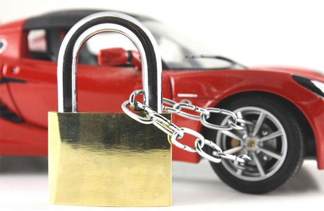 Защищенный автомобиль