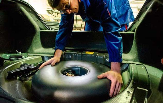 Перевозка газовых баллонов в легковом авто: штрафы и правила