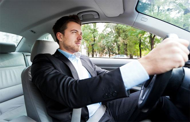 Застрахованный водитель