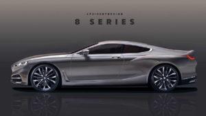 Новый концепт-кар BMW-8 дебютирует уже в конце мая