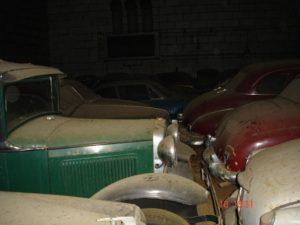 Найденные автомобили