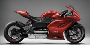 Мотоцикл Y2K MTT Turbine Superbike