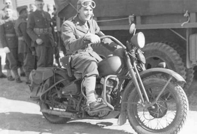 Harley-Davidson в СССР