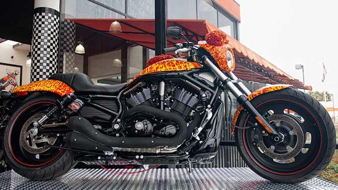 Harley Davidson Cosmic Starship