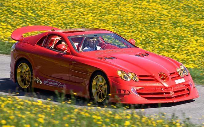 Рубиново-золотая мечта