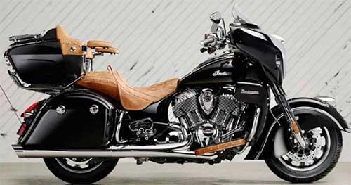 Мотоцикл Indian