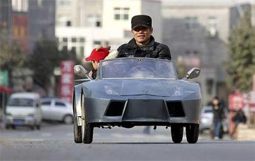 Мини-копия Lamborghini