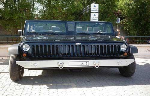 Широкий Jeep Wrangler