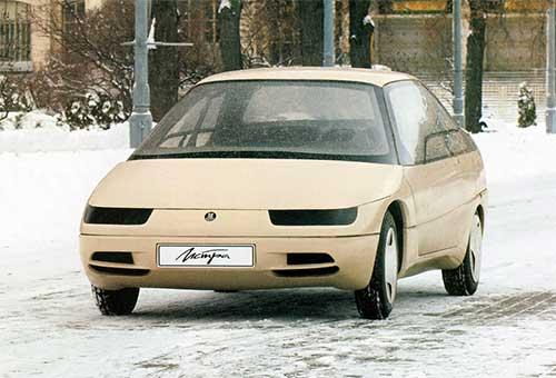 ТОП-8 уникальных советских авто