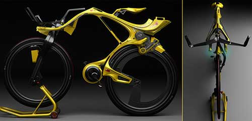 Велосипед «INgSOC»