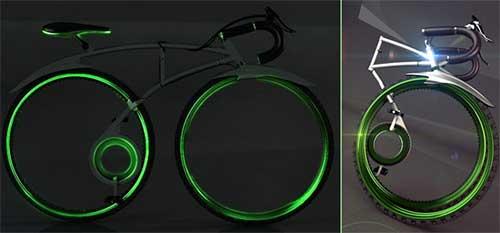 Велосипед «Lean»