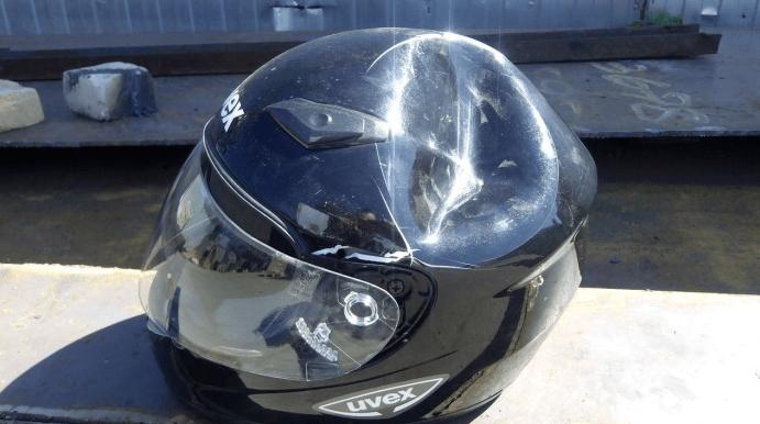 Гнутый шлем