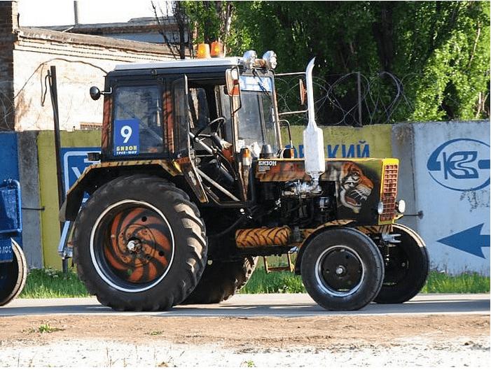 Экстремальное фермерство во плоти