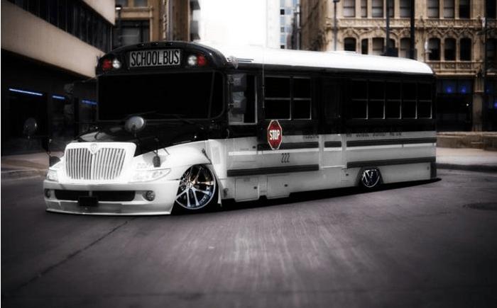 Школьный транспорт на миллион