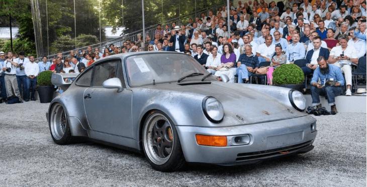 На аукционе за 2,25 млн. долл. продали один из самых эксклюзивных Porsche