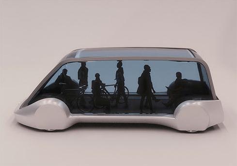 Пассажирская беспилотная капсула