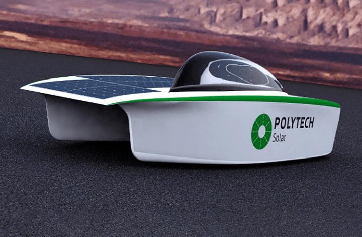 Электрокар на солнечных батареях создадут в России