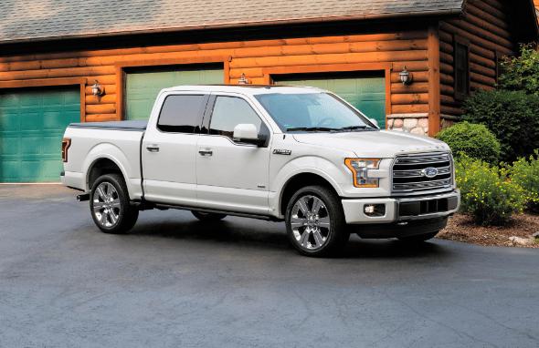 Каждые 30 секунд Ford продает по одному пикапу F-150