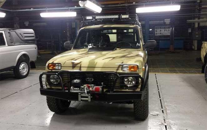 «АвтоВАЗ» анонсировал выпуск пикапа Lada Logo