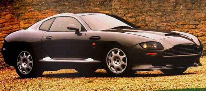Aston Martin V8 Vantage Special Series II