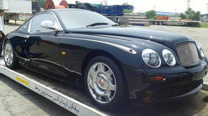 Bentley Bucaneer