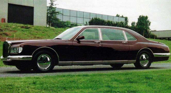Rolls-Royce Phantom Majestic