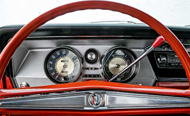 Руль автомобиля