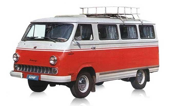 РАФ-977EМ «Латвия» 1968–1975