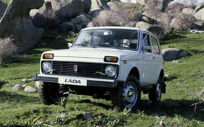 ВАЗ-2121 «Нива» 1977-1992