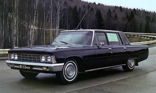 ЗИЛ-117 1971-1978