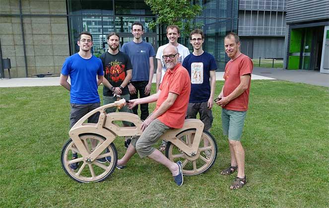 Создатели велосипеда