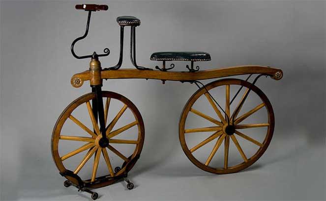 Прототип для создания велосипеда