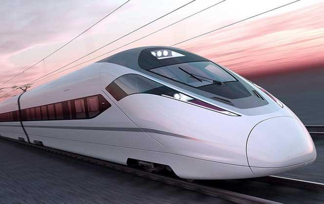 Китай планирует захватить мир с помощью железных дорог